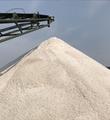 山东省最大海盐食盐基地迎来丰收季