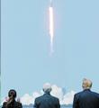 人类史上商业飞船首次载人升上太空