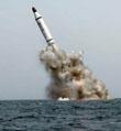 韩称朝鲜试射潜射导弹