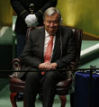 下任联合国秘书长:古特雷斯