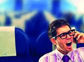 在飞机上用手机有多危险?