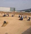 西安咸阳机场扩建发现3500余座古墓