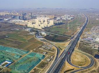 济南大北环上半年开工