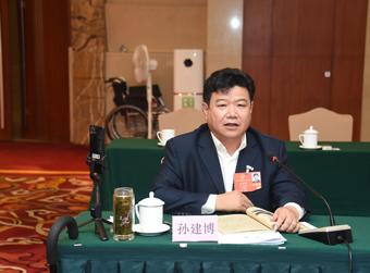 全国人大代表孙建博:保护野生动物,法治是一剂良药