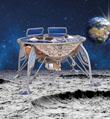 以色列探月器发回首张自拍照