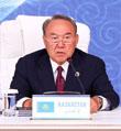 纳扎尔巴耶夫辞去哈萨克斯坦总统职务
