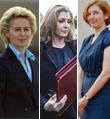 欧洲三大国的女防长谁更厉害