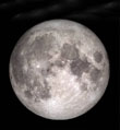 月球收缩100米
