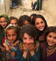 难民营里的童年