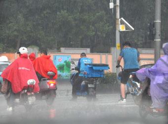 清凉入伏 今起省城连续三天有雨