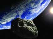 小行星跑偏 地球松了口气