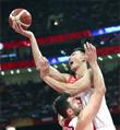 遗憾!中国男篮以76:79告负