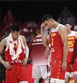 中国男篮无缘16强 球迷高呼李楠下课