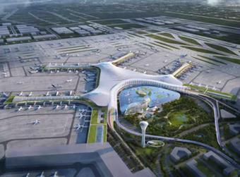 """济南遥墙国际机场将""""牵手""""城市轨交"""