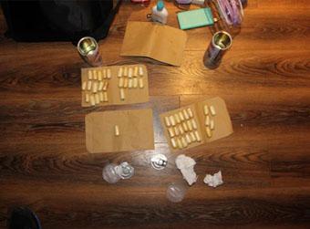跨国人体藏毒贩毒案告破