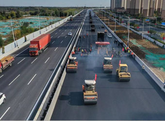 一年内济南将新添8条高速通道