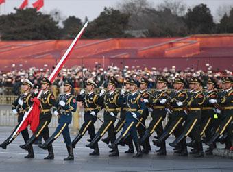 7大变化展示新时代强国强军风采