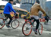 单车骑行早上7点就到峰值