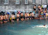 王府池子可打水禁游泳