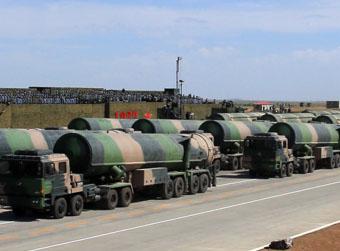 战略核导弹已具快速机动发射能力