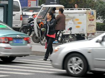 省城新增60处不礼让行人抓拍