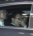 韩国前总统李明博被捕首夜难眠