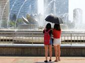 今天济南有雷阵雨局部或有冰雹