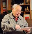 """104岁马识途:""""谍战""""一词不准确"""