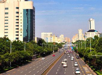 红色路段每月每公里扣缴6000元