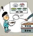 """""""素面""""营养餐"""