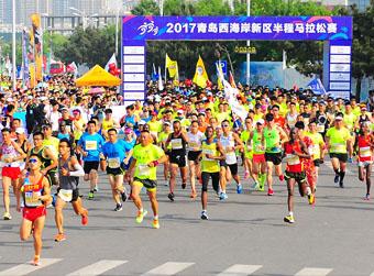 10月14日,来青岛跑一场精品半马吧