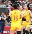 中国女排提前卫冕 夺世界杯获第十冠