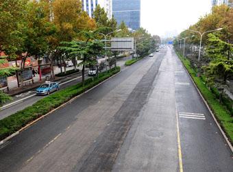 """""""城市脉动"""":历山路管线全线升级"""