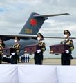 第八批在韩中国人民志愿军烈士遗骸归国