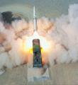 火箭军成功发射新型导弹