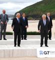 在抗议声中开幕 G7峰会能改变啥