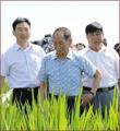 """给袁隆平种水稻的山东农民追忆:""""他就像一个农民老头"""""""