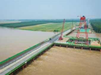 济南大西环将再添一条跨黄通道