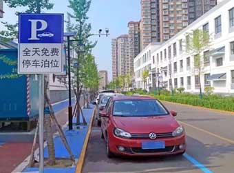 全国首举,潍坊所有医院停车位免费