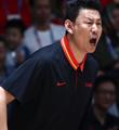 中国男篮红蓝合并,李楠挂帅