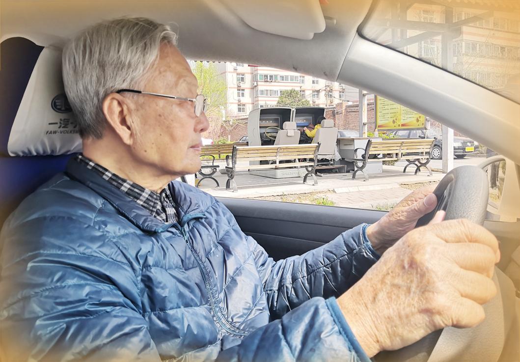 85岁!我省驾考学员年龄再创新高