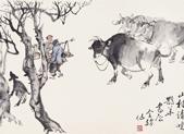 陈全胜先生牛年画趣