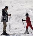 冰雪赋能冬日游 滑雪热潮悄然兴起