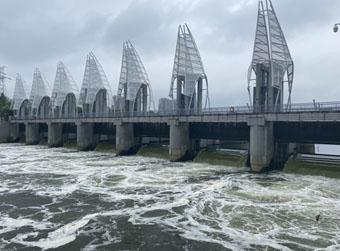 最大降雨量186毫米 济南提前转移安置市民5604人