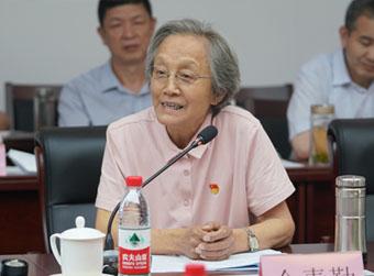 入党58年,她时刻心系党的教育事业
